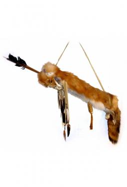 Pfeilköcher Rotfuchs - Navajo Kunsthandwerk